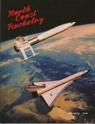 1992 North Coast Rocketry Catalog - Ninfinger Productions
