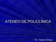 ATENEO DE POLICLÍNICA