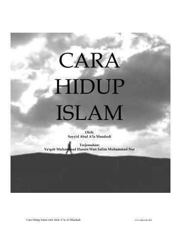 HIDUP ISLAM
