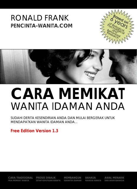 Ebook Ronald Frank Full Version Pecinta Wanita