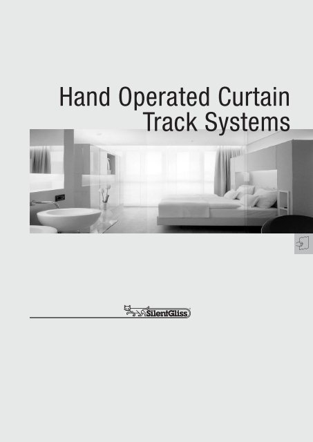 Hand Operated Curtain Track Systems