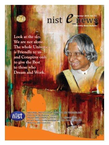 September 2015 Vol 92 A Monthly News Bulletin