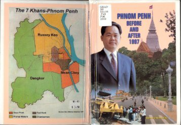 Phnom Penh Before and After 1997 - City of Water