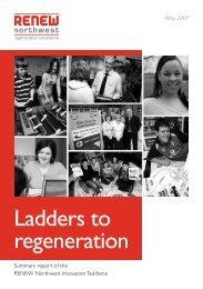 Ladders to regeneration