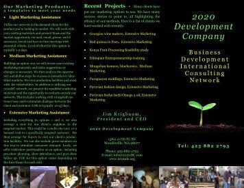 2020 Development Company