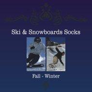 Ski & Snowboards Socks