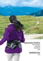 MOUNTAIN SPORTS BORDERLINE