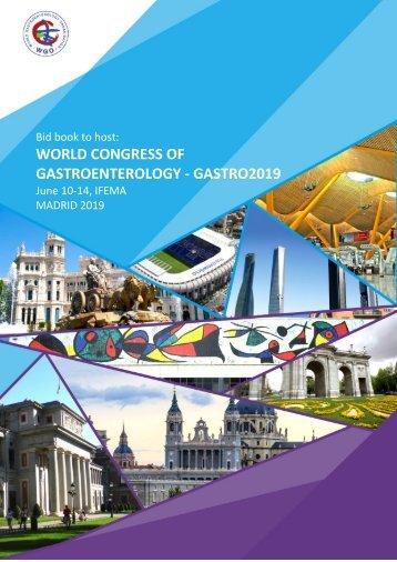 WORLD CONGRESS OF GASTROENTEROLOGY - GASTRO2019