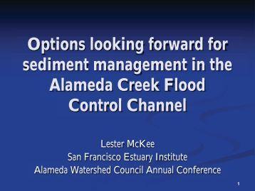 PDF Presentation - Alameda County Resource Conservation District