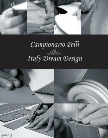 Campionario pelli 4M2015 - Italy Dream Design