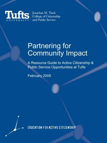 Partnering for Community Impact
