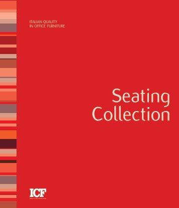 ICF Design Bueromoebel Katalog 2015