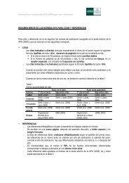 Resumen breve de las normas APA (2009) para citar y referenciar
