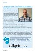 Los laboratorios y la mejora de la calidad del agua - Page 5