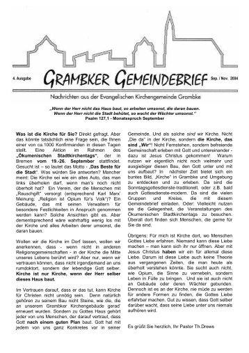 Gemeindebrief 4/o4 - kirche-grambke.de
