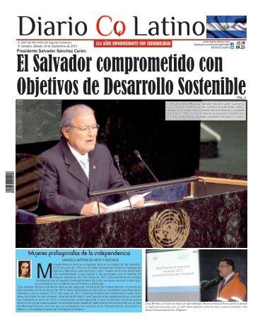Edición 26 de Septiembre de 2015