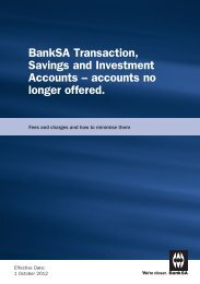 accounts no longer offered.