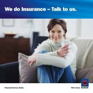 We do Insurance – Talk to us