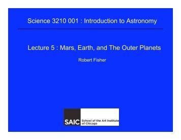 Lecture Five (PDF format) - Flash