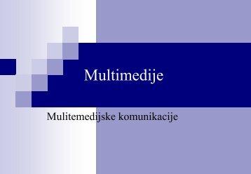 Multimedije