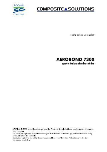 Aerobond 7300 - Composite Solutions AG