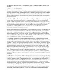 Open Letter from CEO of Herakles Farms in Response to Report On ...