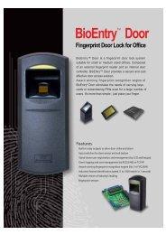BioEntry Door