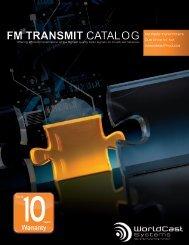 FM TRANSMIT CATALOG - Ecreso