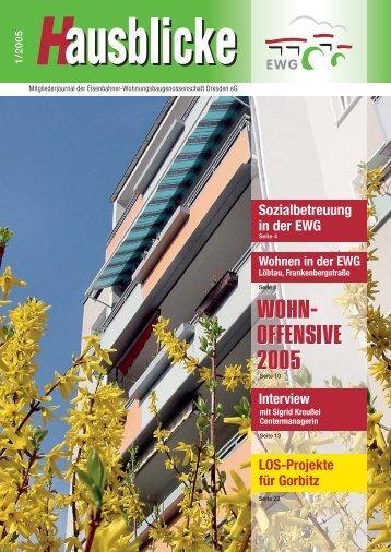 Verwalter - EWG Dresden