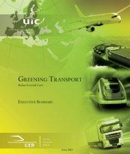 Greening Transport