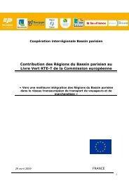 Dossier - Ile-de-France Europe