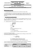 ANALYTICAL METHOD - Page 5
