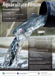 Aquaculture Forum