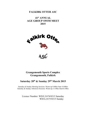 FALKIRK OTTER ASC Web  entry Document 2015