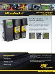 MicroDock II