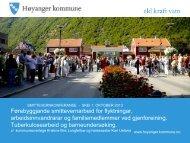 Høyanger - Fylkesmannen.no
