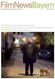 FilmNewsBayern - FilmFernsehFonds Bayern