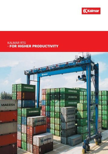 - FOR HIGHER PRODUCTIVITY