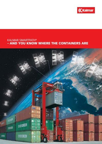 – AND YOU KNOW WHERE THE CONTAINERS ARE