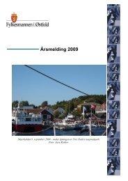 Årsmelding 2009