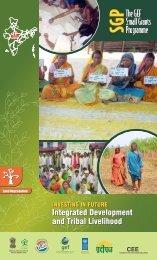 Integrated Development and Tribal Livelihood