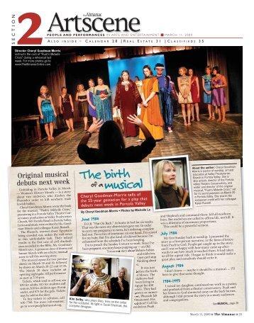 The birth musical - Almanac News