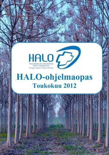 HALO-ohjelmaopas