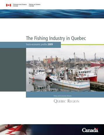 The Fishing Industry in Quebec
