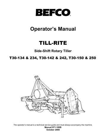 Parts Manual CYCLONE SUPER-FLEX