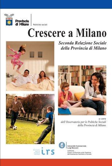 Crescere a Milano