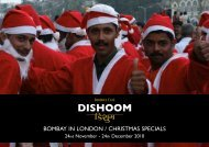 BOMBAY IN LONDON / CHRISTMAS SPECIALS