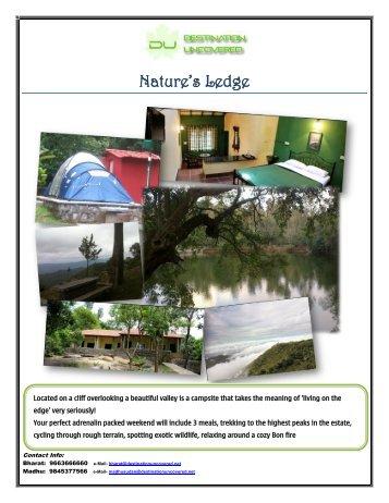 Nature's Ledge