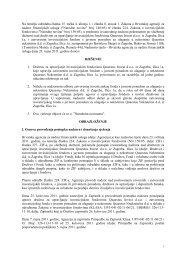Quaestus nekretnine d.d. - rješenje HANFAe