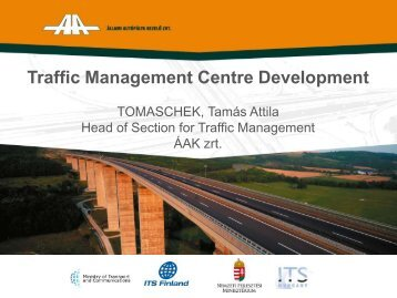 Traffic Management Centre Development